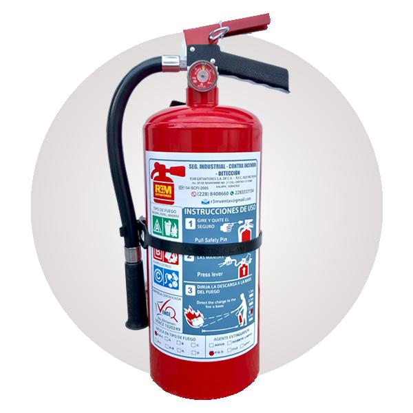 Venta, Recarga y Mantenimiento de Extintores